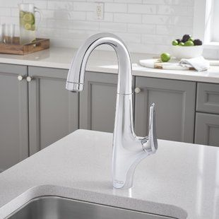 Wet Bar Faucet Wayfair Bar Faucets Single Handle Kitchen
