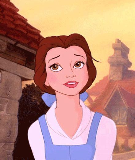 Die Schone Und Das Biest So Einfach Konnt Ihr Die Frisuren Von Belle Nachstylen Die Schone Und Das Biest Interessantes Zu Disney Disney Figuren
