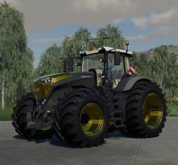 FS19 Fendt 1000 Vario Tractor v1 0 0 6 - Farming simulator