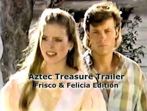 GH: Aztec Treasure Trailer (Frisco & Felicia Edition)