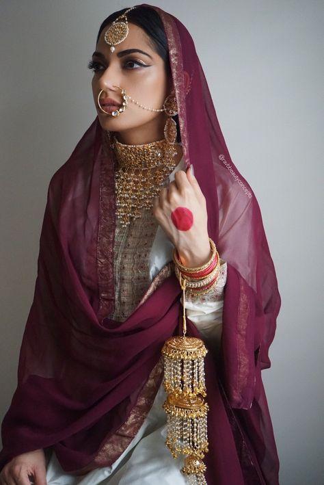 Dulhan Bride Indian Pakistani Desi Wedding Bangles Xyra
