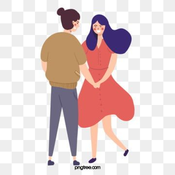 Dancing Cartoon Couple Dating Illustration Couples Appointment Dance Png Transparent Clipart Image And Psd File For Free Download Couple Cartoon Couple Clipart City Silhouette