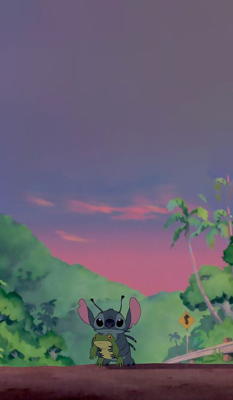 lilo and stitch wallpaper | Tumblr