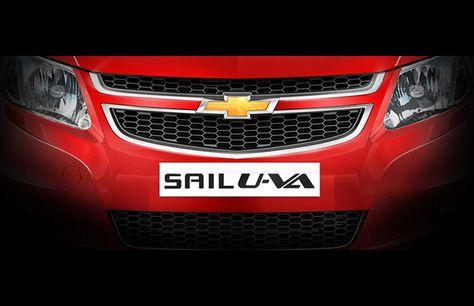 Chevrolet Sail U Va Hatchback S Teaser Photo Chevrolet Sail