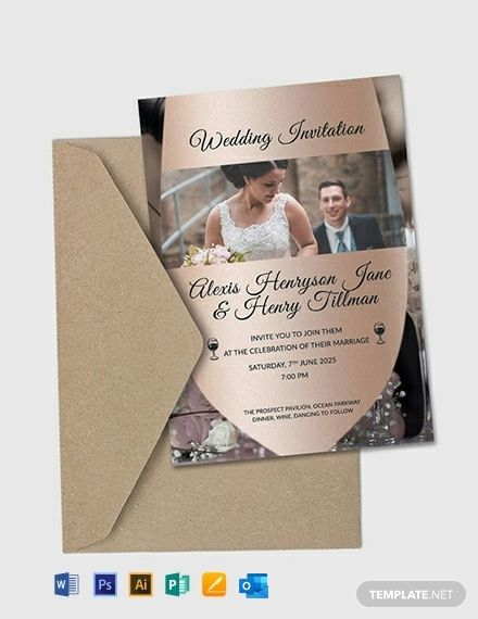Free Winery Wedding Invitation Card Template In 2020 Winery Wedding Invitations Wedding Invitation Card Template Wedding Invitation Cards
