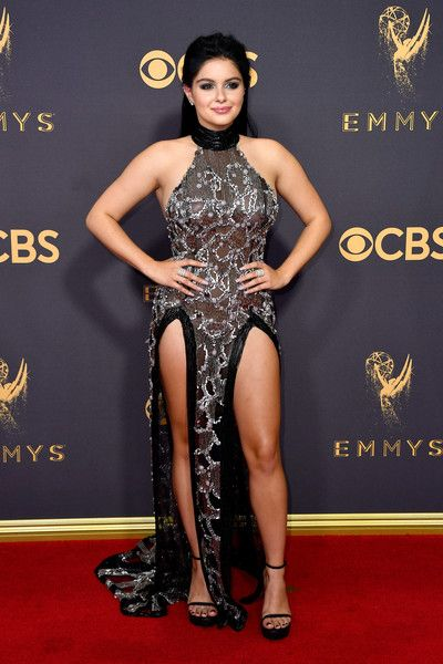 Actor Ariel Winter attends the 69th Annual Primetime Emmy Awards at Microsoft Theater.