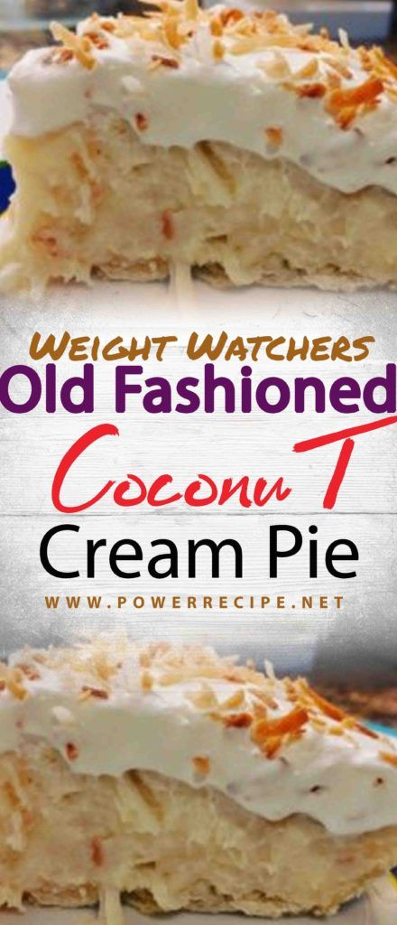 Directions Preheat The Oven To 350 Degrees F Or 175 Degrees Celsius Toast Coconut It Is Recommended To To Coconut Cream Pie Cream Pie Coconut Cream