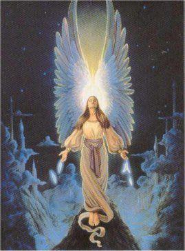 Creating Abundance and Prosperity with the Angels - LIGHTGRID - Lichtnetz - REDDELUZ