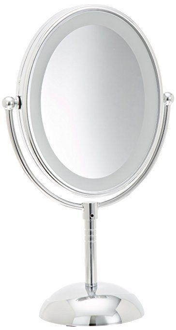 Diy Ikea Alex Vanity Makeup Mirror With Lights Mirror With