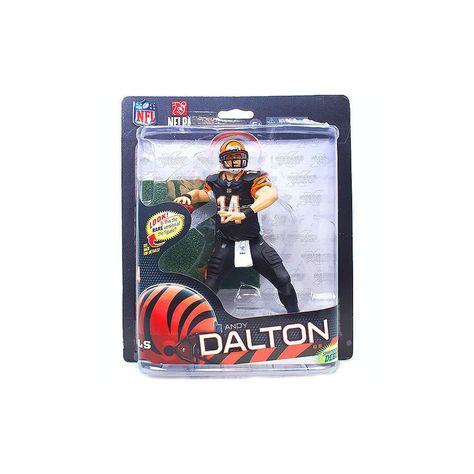 McFarlane NFL Series 32 Action Figure Bengals ANDY DALTON
