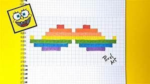Pixel Art Facile Sans Noir Une Plaque Yahoo Image Search
