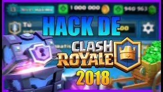 HACK de CLASH ROYALE 2018 [NO ROOT] | Clash Royale Hack