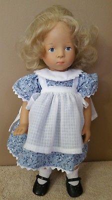 Gotz Doll Sylvia Natterer Fanouche And Friends 14 Natt Blonde Hair