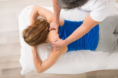 Which Massage Does Your Body Need, Deep Tissue or Sports