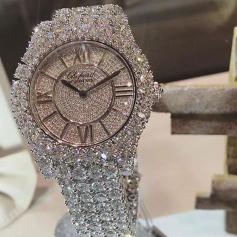 Fine Jewelry Graff - All diamond watch - fine jewelry. Explore Pocket Watches, Women's Watches, and more! Diamond watches for ladies are one of the most amazing
