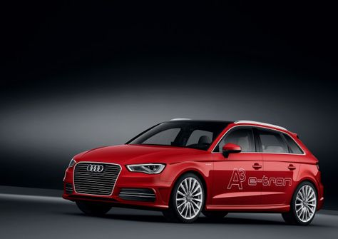 Audi S Understated First Plug Audi A3 Audi Hybrid Car