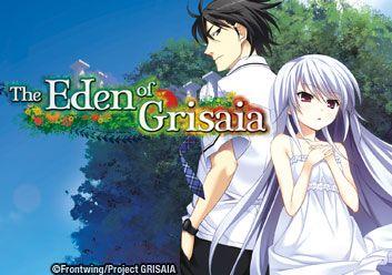 Eden Of Grisaia The Anime Network Anime Blog