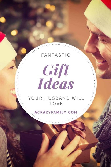 This Christmas, why not stay away from the typical husband gifts, like ties and cologne and opt for one of these cool Christmas gifts your husband will love instead? #christmasgift #husbandgifts
