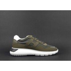 adidas scarpe tela verde