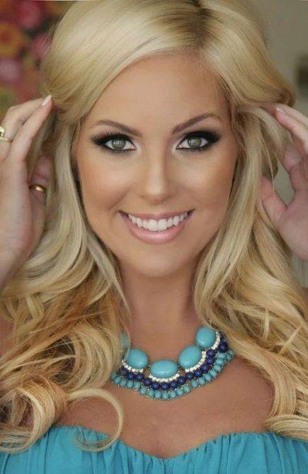 Beste Hochzeit Make Up Fur Blondinen Tutorials Make Up Ideas Blonde Haare Make Up Blonde Haare Blaue Augen Schminke Fur Die Hochzeit