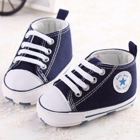 Neuen Baby Converse Peyton und Ryder haben diese Schuhe