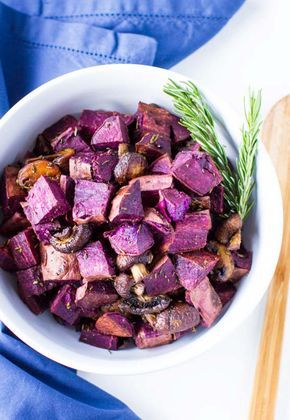 All About Ube The Paleo Purple Yam (Plus Recipes)