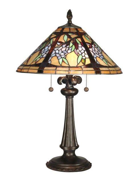 Dale Tiffany Tt10526 Tiffany Table Lamps Table Lamp Lamp Light