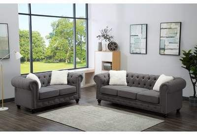 Alcott Hill Howse 2 Piece Living Room Set in 2019 | Living ...