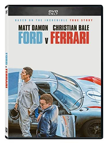 Ford V Ferrari 20th Century Fox In 2020 Amazon Movies Movies