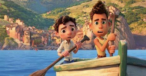 Pixar Luca | Tumblr