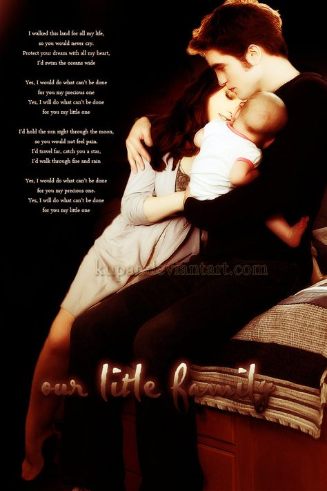 Edward Bella And Renesmee   Family - Edward,Bella And Renesmee Photo (30071866) - Fanpop fanclubs