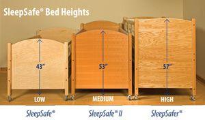 Sleepsafe Bed Heights Bed Safety Bed Premium Mattress