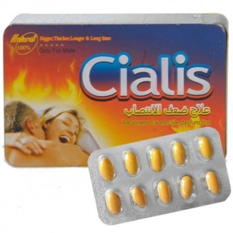 what is cialis pills used for