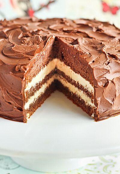 Milo Cake Layered With Condensed Milk Icing And Milo Ganache Desserts Chocolate Malt Cake Milo Cake