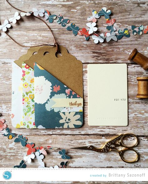 DIY Gift Tag   Gift Card Holder