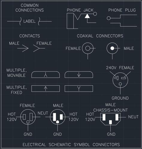 Pin by linecad on Electrical Symbol Pinterest Symbols - new blueprint digital timer 240v