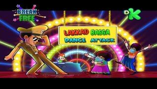 Lakkad Bagga Dance Attack | Little Singham | In ENGLISH | Animated