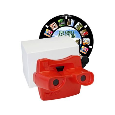 Customized View Master and Reels for Special Occasions by GraphicallySeeking