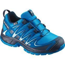 Running Shoes Salomon Kids Shoes Xa Pro 3d Cswp J Hawaiian M Size 32 In Blue Salomonsalomon Burtonsnowboards Longb In 2020 Shoes Ads Kids Shoes Mykonos Blue