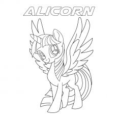 Top 55 My Little Pony Coloring Pages Your Toddler Will Love To Color With Images My Little Pony Coloring Coloring Pages My Little Pony