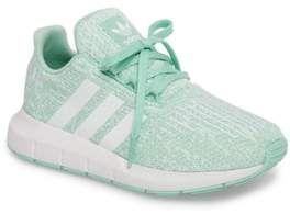 Toddler Adidas Swift Run Sneaker, Size 11 M White | Adidas