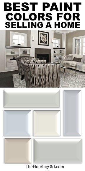 What Are The Best Paint Colors For Selling Your House The Flooring Girl Unique Home Decor Best Paint Colors Home Decor Bedroom