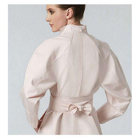 BuyVogue Ralph Rucci Women's Dress Sewing Pattern, 1239AA Online at johnlewis.com