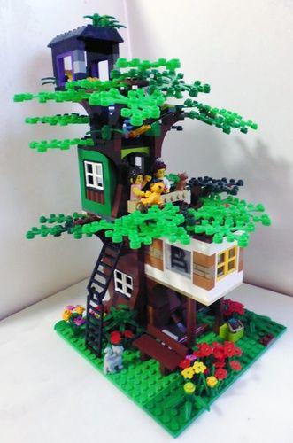 9 Best Lego Instruction Images On Pinterest Lego Instructions