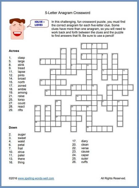 A Free Crossword Puzzle That S Really Puzzling Crossword Puzzle Crossword Puzzle