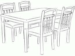 Tavolo Con Sedie Da Colorare Ricerca Google Tavolo E Sedie Sedie Tavoli