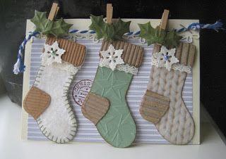 Sokjes - Boukjes Blog! like the colours of the stockings