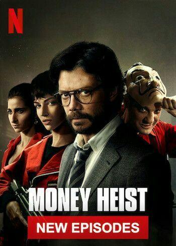 Money Heist Season 4 Complete Season 480p 720p 1080p Download Crime Movie New Actors Movie Plot
