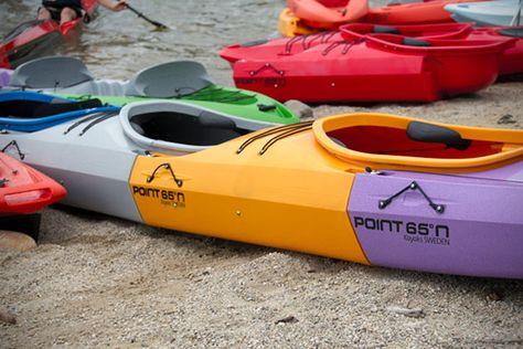 Kayak de randonné modulaire | helloodesigner