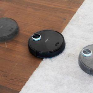 Mejor Robot Aspirador Friegasuelos De 2019 Calidad Precio Robot Aspiradora Aspiradora Robot Limpiador